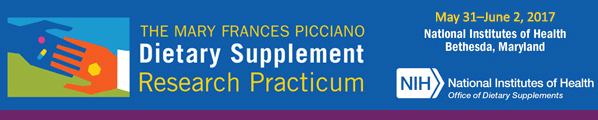 The Mary Frances Picciano Dietary Supplement Research Practicum