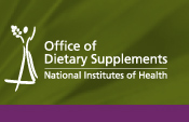 Office of Dietary Supplements logo