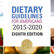 Dietary Guidelines for Americans 2016