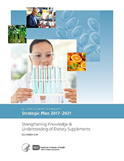 Strengthening Knowledge and Understanding of Dietary Supplements