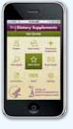 The My Dietary Supplements App, free for the Apple iPhone and iPad