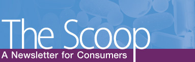 The Scoop: A Newsletter for Consumers from the Office of Dietary Supplements, National Institutes of Health