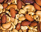 nuts, mixed