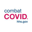 link to HHS Combat Covid