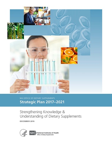 Office of Dietary Supplements Strategic Plan 2017-2021