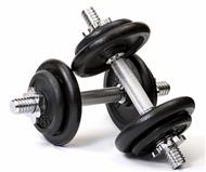 weights, barbells